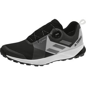 adidas TERREX Two Boa GTX Shoes Men core black/grey four/ftwr white